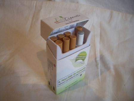 Recensione Eco Cigarette